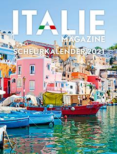 Scheurkalender Italië Magazine