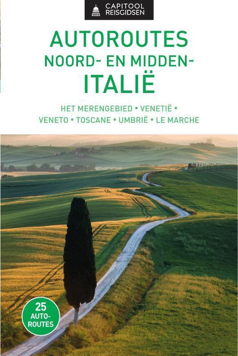 Capitool Autoroutes Noord- en Midden-Italië